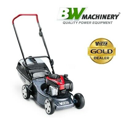 AU439 • Buy Victa Corvette 100 Lawn Mower 881893, 140cc Briggs&Stratton Engine, 18