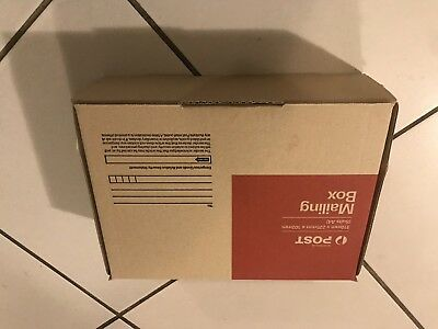 AU130 • Buy Bx1 Or Bx2 Australia Post EBay Flat Rate Mailing Box (200 Pack)