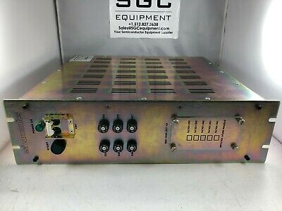 $ CDN261.18 • Buy Marway Power Systems MPD 411189 Rev. L Outlet Power Controller