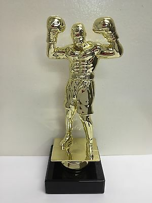 £5.75 • Buy New Marble Based Boxing Trophy FREE ENGRAVING