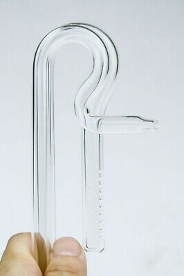 £28.46 • Buy Power Jet Lily Glass Pipe Mini Nano Hang On Fish Tank No Need Suction Filter New