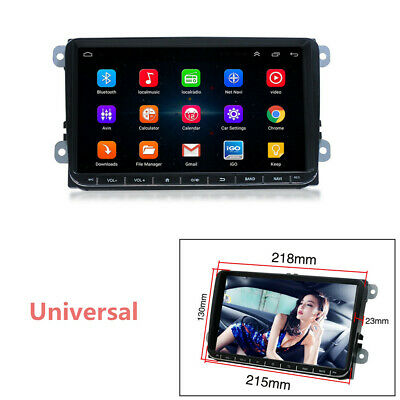 $161.99 • Buy 9 Inch 1080P Android 8.1 Car Stereo Radio Player 2Din GPS Navigation Wonderful