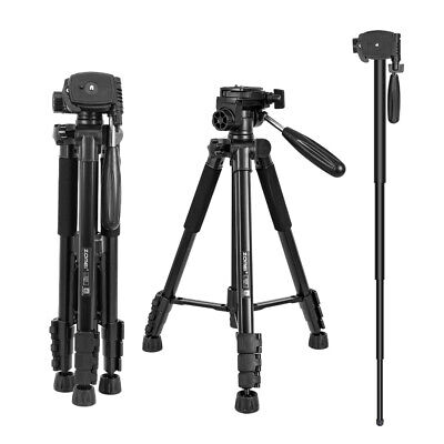 AU46.99 • Buy ZOMEI Pro Lightweight Travel Tripod Flexible Monopod Portable Camera Stand