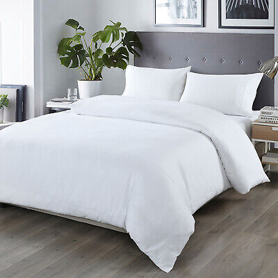 AU34.95 • Buy Royal Comfort Bamboo Blended Quilt Cover Set 1000TC Ultra Soft Luxury Bedding