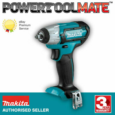 Makita TW140DZ 12vmax Li-ion 3/8in CXT Impact Wrench • 43.99£