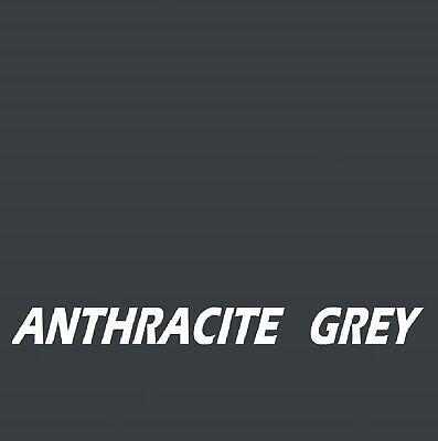 £16.45 • Buy ANTHRACITE GREY RAL7016 Tractor Metal Machinery Enamel Gloss Paint