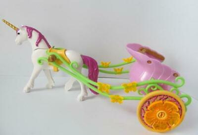 £12.99 • Buy Playmobil Unicorn Carriage NEW Extra For Palace/Fairytale/Magic Castle Sets
