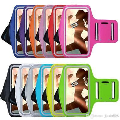 £4.98 • Buy S20 Gym Running Jogging Sports Armband Case Holder For Samsung S10E S10 S20 PLUS