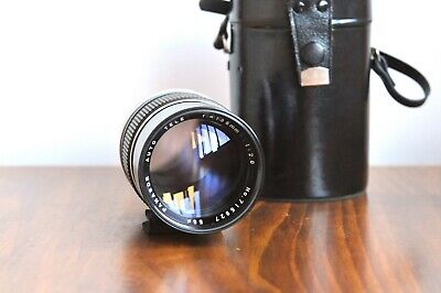 AU129.95 • Buy PANAGOR Auto (for Pentax M42 Screw Mount) Tele 135mm F/2.8 Lens W/ Case - Japan