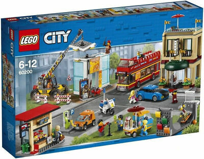 $ CDN382.76 • Buy 60200 CAPITAL CITY Lego NEW Town SEALED Legos Set DOUBLE DECKER BUS Museum HOTEL