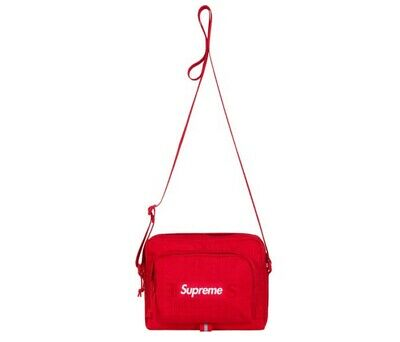 $ CDN218.97 • Buy Supreme Shoulder Bag Red Ss2019