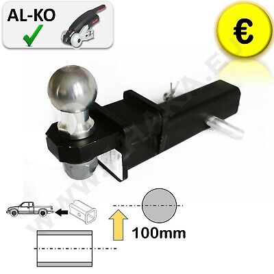 """USA Towbar Tow Bar Ball Adapter 2"""" +100mm Ford F-150 XII Pick-up 2009–2014 Hitch • 79.99£"""