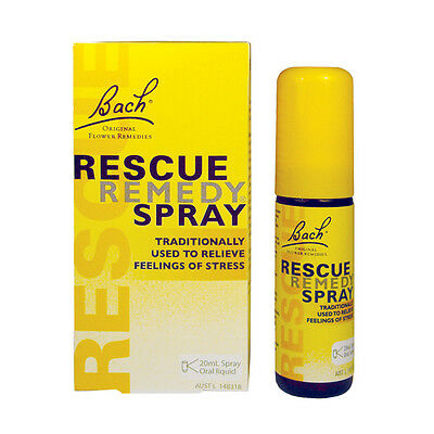 Bach Rescue Remedy Spray - 20ml • 9.99£