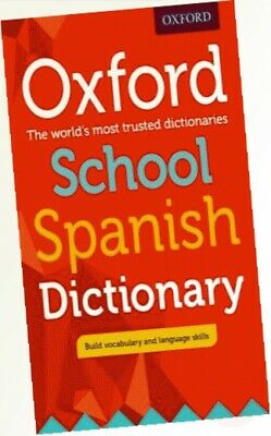 Oxford School Spanish Dictionary • 7.96£