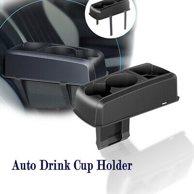 $10.38 • Buy Car Seat Seam Wedge Auto Drink Cup Holder Drink Mount Stand Black Pocket Travel