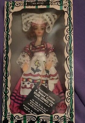 Vintage Costume Doll'rexard  Miss Brittany, In Original Box  (#fc-2) • 10.99£