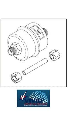 $104.62 • Buy AIR VENT BELLOWS KIT For AUTOCLAVES & STERILIZERS  MIDMARK 7 M7 RPI # RCK123