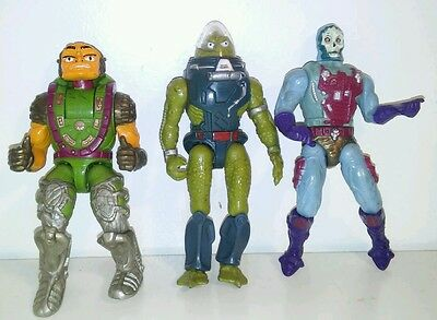 $19.99 • Buy New Adventures Of He-man MASTERS Of The UNIVERSE MOTU Action Figure Lot Of 3
