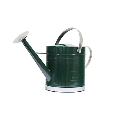 AU69.95 • Buy Holman 9L Green Watering Can Easy Balance Pouring GREEN Finshed