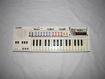 $35 • Buy Casio PT-80 Electric Musical Instrument Non Working With Beatles Rom