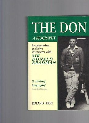AU20 • Buy The Don: A Biography By Roland Perry