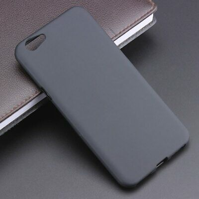Black Gel TPU Slim Soft Case Back Cover For Oppo F1s A59 A59M Phone Silicone Bag