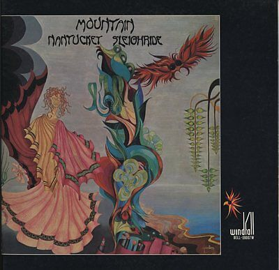 £21.82 • Buy Mountain - Nantucket Sleighride BELL-68007W (Early Issue) JAPAN LP With BOOKLETS