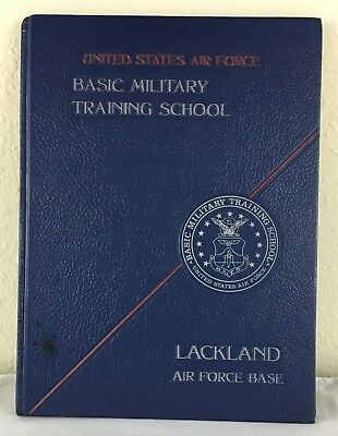 $19.99 • Buy 1988 United States Air Force Military Training Lackland Squadron 3711 Flight 244