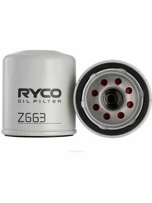 AU23.40 • Buy Ryco Oil Filter FOR HSV CLUBSPORT VE (Z663)