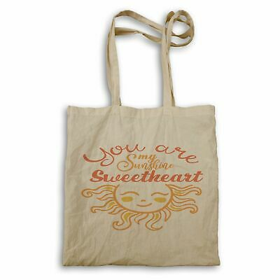 You Are My Sunshine Sweet Sun Tote Bag Hh183r • 12.99£