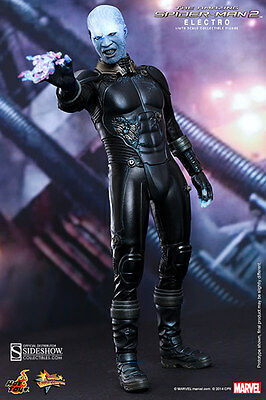 $ CDN284.50 • Buy 12  Item 902207 Electro Figure From Spiderman 2 Hot Toys Sideshow   IN STOCK