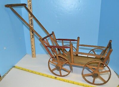 Antique Toy Wagon
