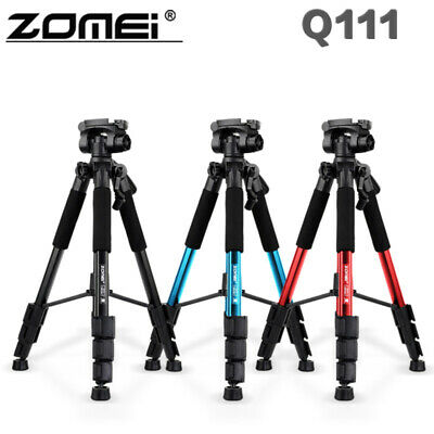 AU39.47 • Buy Zomei Q111 Professional Aluminium Travel Tripod Pan Head For DSLR Camera
