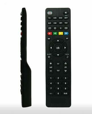 Universal Remote Control For All Devices - Perfect UK TV Replacement • 6.99£