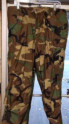 $49.95 • Buy New M65 Woodland Camo Camouflage CW Field Pants Trousers Large-Long
