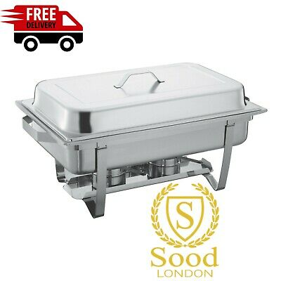 £41.98 • Buy Single Compartment Chafing Dish Extra Deep 13.5L BUFFET DISH / PARTY FOOD WARMER