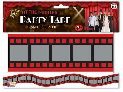 £4.51 • Buy At The Movies Hollywood Oscar Award Prom Theme Party Decoration Caution Tape