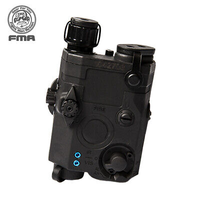 FMA PEQ15 LA-5 Tactical Battery Case Box + Green Laser Light Army Hunting Duty  • 22.90£