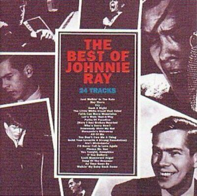 Johnnie Ray - The Best Of Johnny Ray (NEW CD) C030 • 4.99£