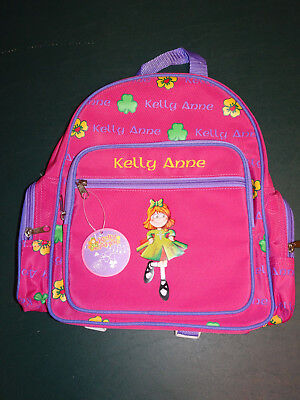 $15 • Buy Shamrogues Kelly Anne Backpack For School / Irish Dance Bag