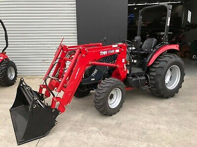 AU37990 • Buy TYM T503 Tractor With Front End Loader,  Manual Trans, Perkins Engine