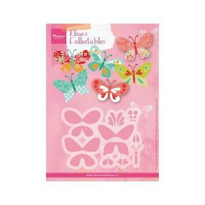 £11.49 • Buy Marianne Design Collectables Cutting Dies - Eline's Butterflies COL1466