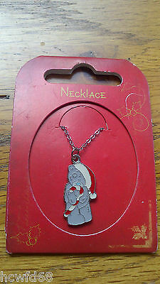 Me To You Tatty Teddy 16  Christmas Necklace • 4.99£