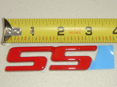 $35.98 • Buy Chevrolet Chevy Monte Carlo Ss Emblem 2000 2001 2002 2003 2004 2005 Right / Left