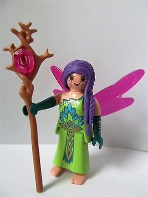 £4.99 • Buy Playmobil Palace/fairytale Extra Figure: Woodland Fairy With Magic Staff NEW