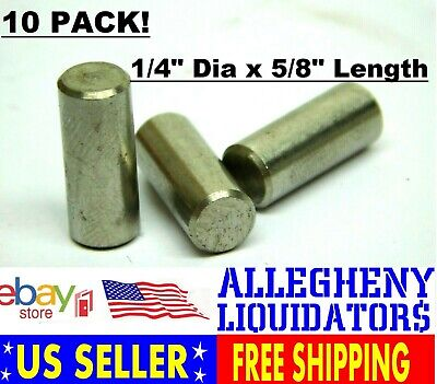 "1-1//4/"" Diameter 6061 Aluminum Round Rod 1/"" Length T6511 Extruded 1.25 inch Dia"