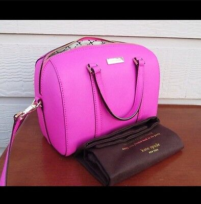 $ CDN239.53 • Buy Kate Spade Crossbody Mini Cassie New Berry Lane Bag Purse Pink Purse Newwithtags