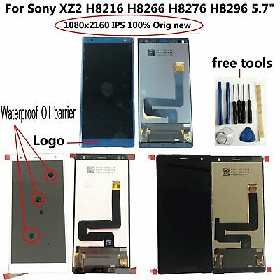 $ CDN50.81 • Buy OEM 5.7  For Sony Xperia XZ2 H8216 H8266 H8276 H8296 LCD Display Touch Screen