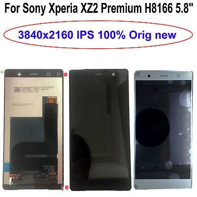 $ CDN101.26 • Buy Original New 5.8   For Sony Xperia XZ2 Premium H8166 LCD Display Touch Screen