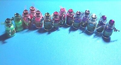 £1.20 • Buy Mini Bottle Of Fairy Dust - Fairy Door Accessory - Tooth Fairy - Party Favors